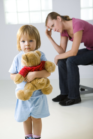 depression in mothers the effects on their children Depression in children  and the longer that children grow up with depressed mothers, the more negative the effects  children of depressed parents are at.