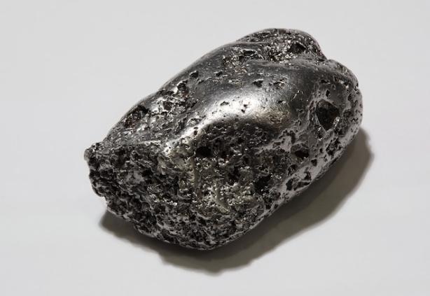 Platinum-nugget