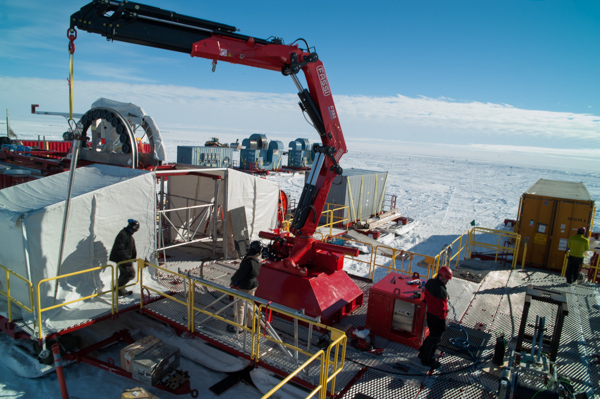 subglacial lake 2