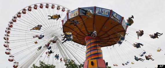 Ferris Wheel Record Attempt