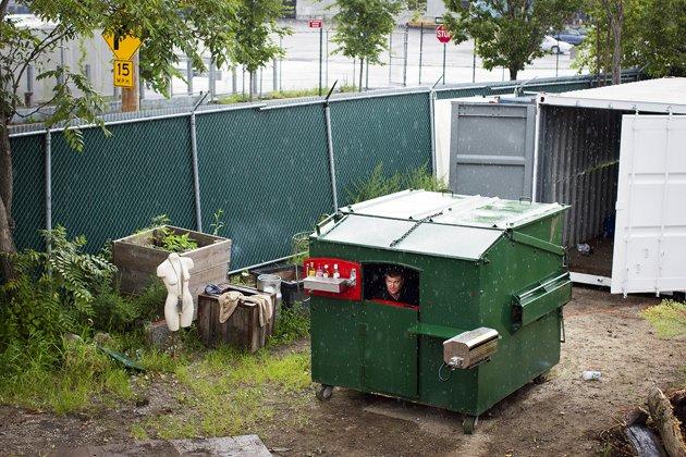 Dumpster 4