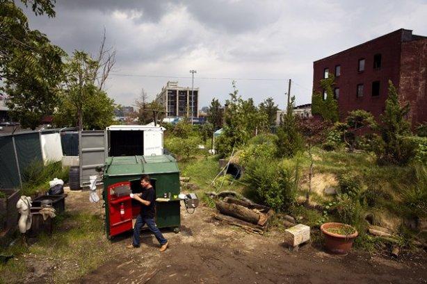 Dumpster 8