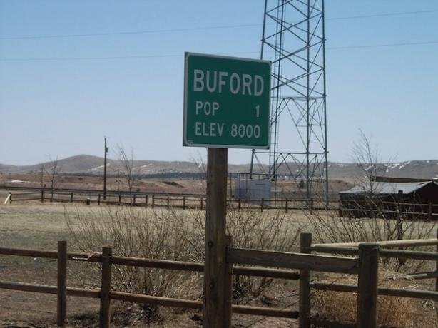 1 -  Buford