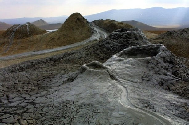 9 - mud volcano