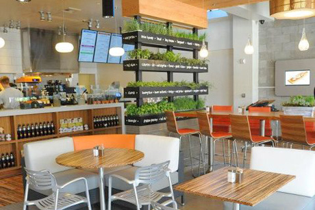 Former McDonald\'s CEO opens Lyfe Kitchen for healthy fast food ...