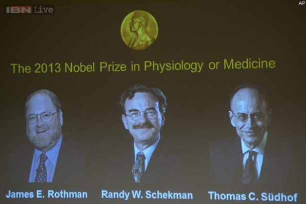 2013nobelmedicinewinners