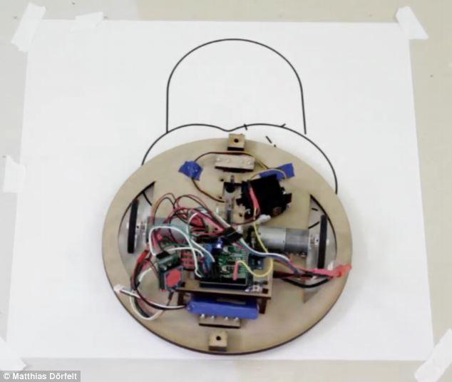 robot art8