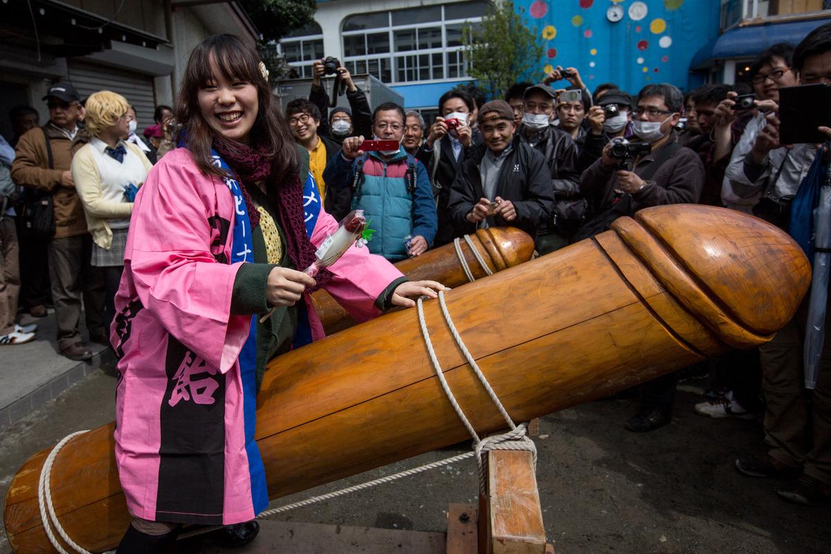 Japans Penis Festival