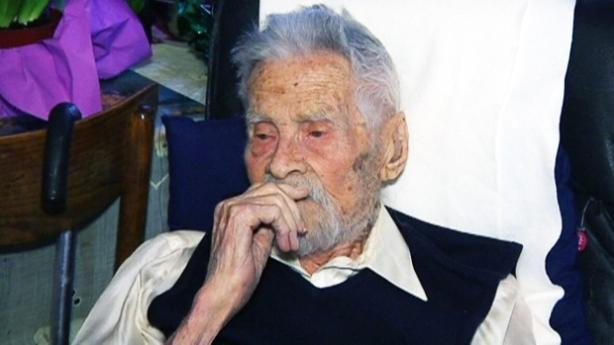 يابانى 111 عاما يدخل موسوعة جينيس كأكبر معمر رجل فى العالم