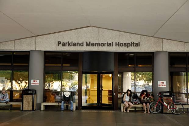 parkland hospital emergency room