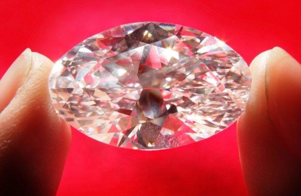 A Chinese woman who swallowed a six-carat (1.2g) diamond was forced to take laxatives and endure colonoscopy. Jiang Xulian, 39, stole the diamond worth ...