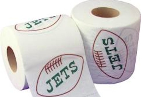 New York Jets Pack Their Own Toilet Paper For Wembley Trip Its