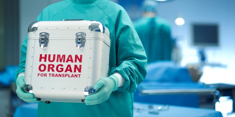 human-organ-transport